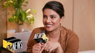 Priyanka Chopra Jonas on 'The Sky Is Pink' & Wanting Superpowers | TIFF 2019 | MTV News