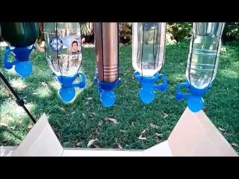 SpaTap Camp Shower Multiple Bottle Test - Personal Hygiene, Water Saving, Award Winning