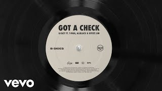 G Eazy   Got A Check (Audio) Ft. T Pain, ALLBLACK, Offset Jim