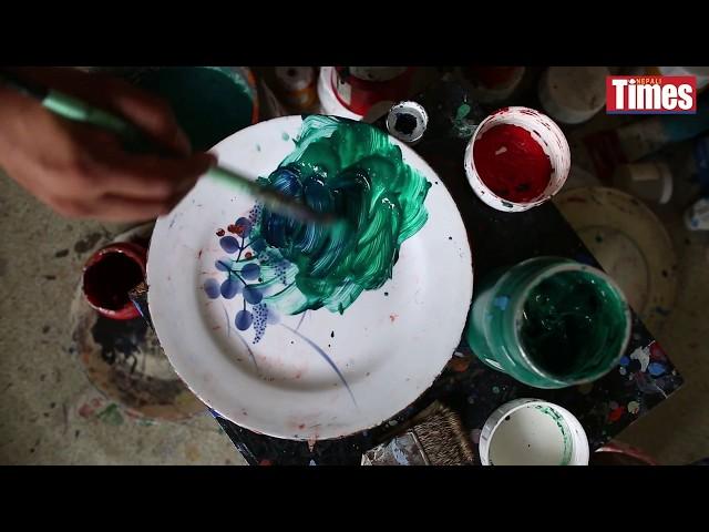 Prithvi's earthy art