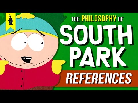 Some of the references made in South PArk