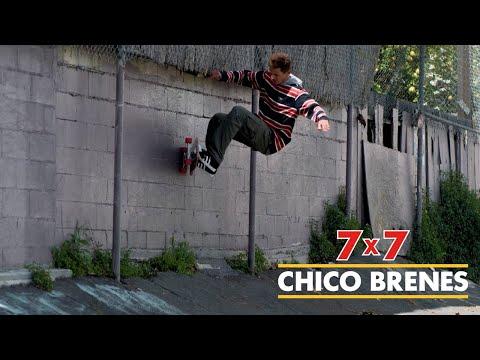 "preview image for Chico Brenes' ""7x7"" Part"