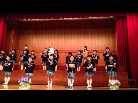 20130209 実のお遊戯会 合奏 歌