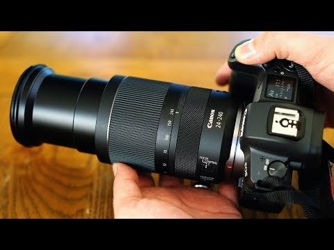 External Review Video PLk7GsbPye0 for Canon RF 24-240mm F4-6.3 IS USM Lens