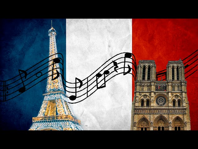 French Folk Music (Musette, Can Can, Bransle and more)