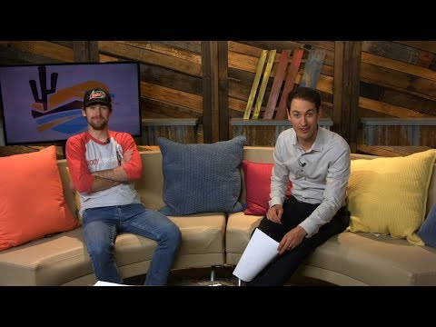 Raw Reaction: Blaney and Logano see the 2020 schedule for the first time