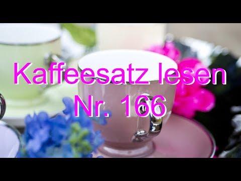 Kaffeesatz lesen: Nr. 166 (видео)