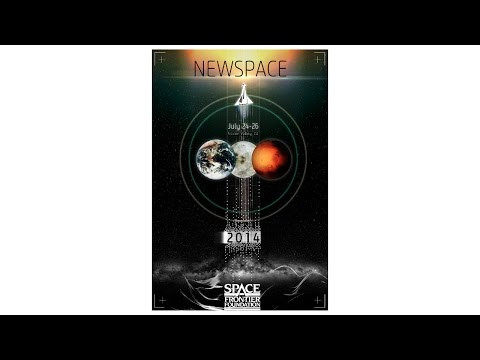 NewSpace 2014 - The Key to the New Space Economy - Space Mineral Resources