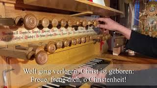O du fröhliche (EG44) – Bechtolsheim