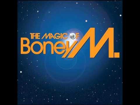Boney M. - Oceans Of Fantasy - LP magyar bakelit lemez
