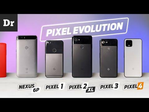 ВСЕ Google Pixel: ЭВОЛЮЦИЯ КАМЕРЫ и СРАВНЕНИЕ