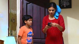 Priyappettaval | എപ്പിസോഡ് 48 - ഉമയെ തളർത്തിയ കാഴ്ച്ച...! | Mazhavil Manorama