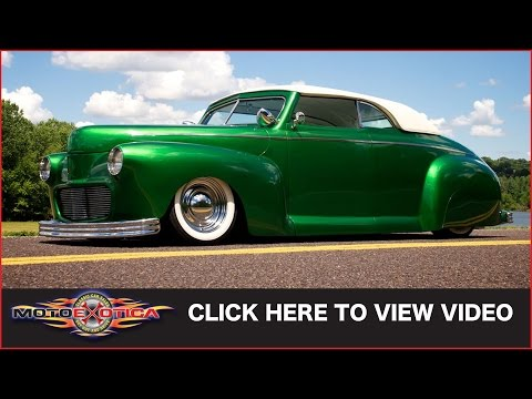 Video of '41 Custom - N1OT