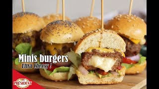 #LGDK : Minis Burger - Ultra Cheesy