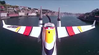 Juan Velarde Oporto 2017 Red Bull Air Race
