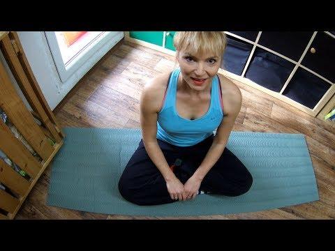 Der Yoga für die Haltung vom Foto