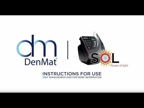 Instructions for Use of the SOL Desktop Laser - Unboxing DenMat