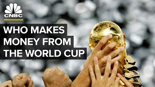2018 FIFA World Cup: Who Makes Money