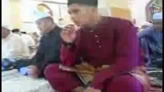 preview picture of video 'location 5.25695 100.78251,SUNGAI BAYOR TAKBIR RAYA2012@MASJID AL AZIZIAH-basir dymliame@fb.mp4'