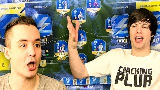 I ACTUALLY DID IT!!! - FIFA 17 TOTS PACK OPENINGS CALCIO A