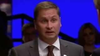 Arnstad goes full Arnstad i SVT Debatt