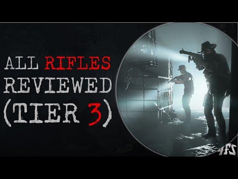 Hunt Showdown: All Rifles Reviewed (Tier 3)