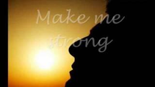 Sami Yusuf - Make Me Strong with lyrics - سامي يوسف - اجعلني