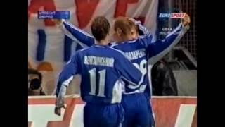 Utrecht - Dnipro (UEFA Cup) Ruslan Rotan goal