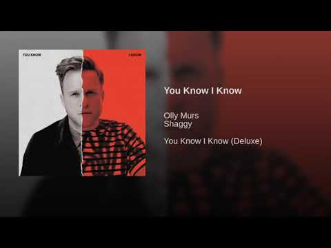 Nightcore-You Know I Know(Deluxe)- Olly Murs(ft. Shaggy)