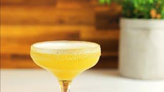 MONKEY SHINE Coconut Rum Cocktail (epic fail..!)