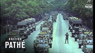 Military Parade - Madrid (1960-1970) | Kholo.pk