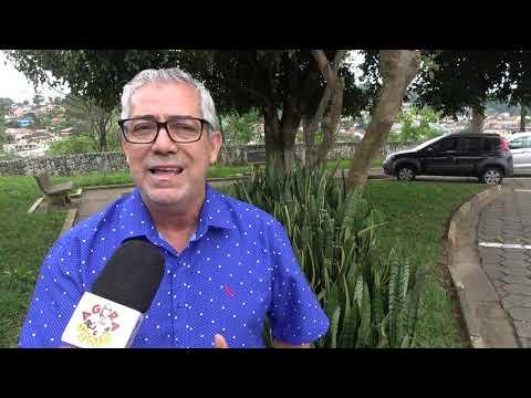 A coisa está Feia Secretário de Educação e Cultura Oscar Vitorino fala sobre o atraso do pagamento para os Perueiros Escolares .