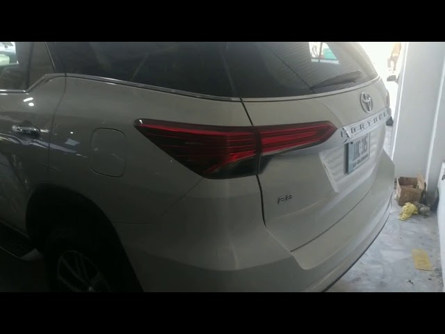 Toyota Fortuner 2.8 Sigma 4 2019 for Sale in Peshawar