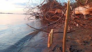 Рыбалка на резинку карп