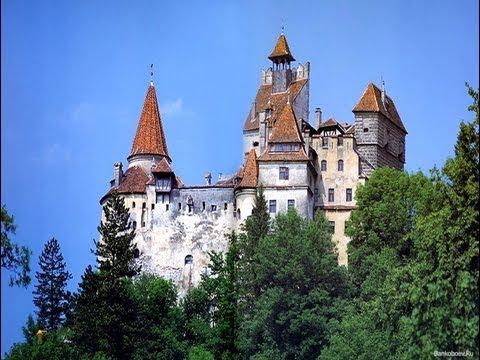 Замок Бран, Румыния - Внутри замка Драку