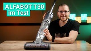 AlfaBot T30 / Adoric Life im Test - Der Wischsauger mit ohne UVC-Licht!?