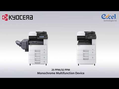 Kyocera Ecosys M4125idn Photocopy Machine