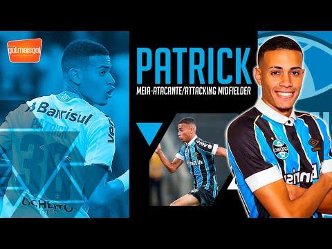 PATRICK / MEIA-ATACANTE / Patrick Machado Ferreira