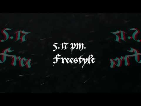 5.17 pm. Freestyle - Parta Mc