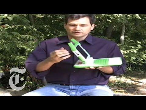 Pogue Reviews the OLPC