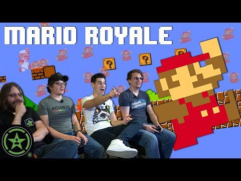SUPER MARIO BATTLE ROYALE (Gameplay) - DMCA Royale | Let's Play