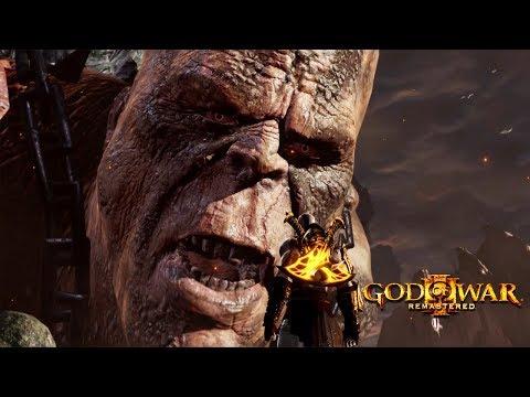 GOD OF WAR 3 Remastered All Cutscenes (Game Movie) Full Story 4K 60FPS
