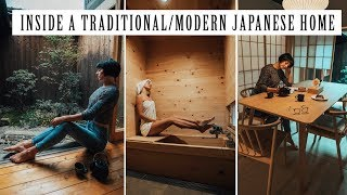What A Traditional Japanese House Looks Like - Inside A Modern Minimalist Home