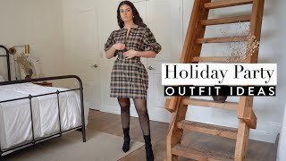 7 Chic Holiday Party Outfit Ideas Feat. Farfetch & More