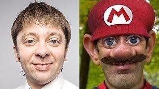 Забавные сходства знаменитостей - Funny similarity celebrities