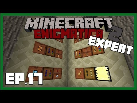 Enigmatica 2: Expert - EP17 - Forestry Automation - Modded Minecraft