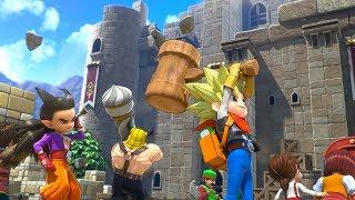 videó Dragon Quest Builders 2