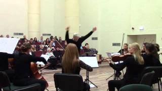 Tchaikovsky Serenade for strings 1mov.