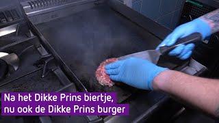Theo Janssen steunt met Dikke Prins Burger goed doel