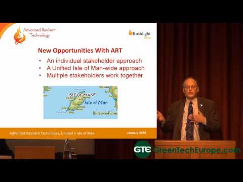 Offshore Renewables and Ecoisland Opportunities on the Isle of Man -Part 5